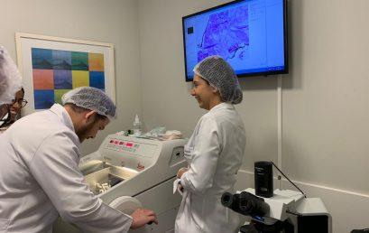1ª Cirurgia Micrográfica de Mohs