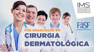 Pós-Graduação em Cirurgia Dermatológica 300x169px 2