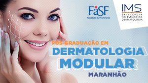 Pós-Graduação em Dermatologia Modular MA 300x169px 2
